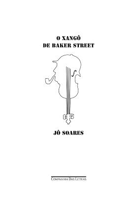 o xango de baker street pdf