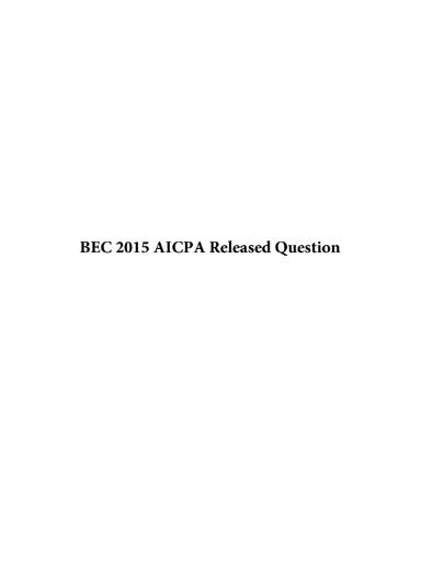 ndeb released questions 2015 pdf